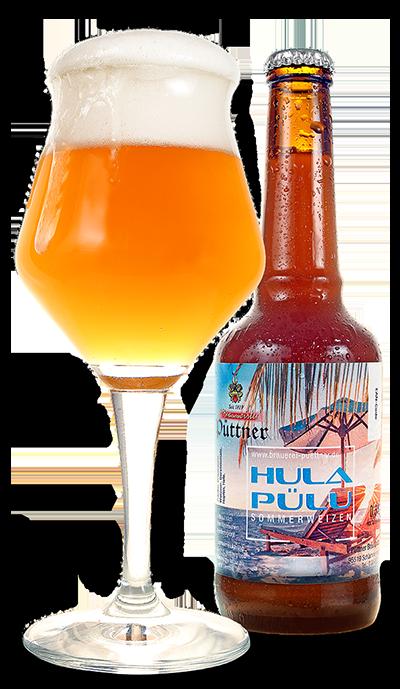 Hulapuelu, das Sommerweizen der Brauerei Püttner